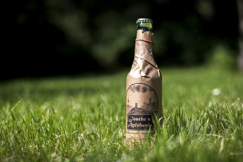 Josche's Apfelwein 0,33L - Streuobst 2020