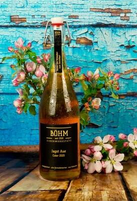 Böhm Ciderwerkstatt - 0,75L - Jagst Aue Cider 2020