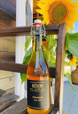 Böhm Ciderwerkstatt - 0,75L - Hollenbach Cider 2020