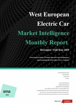 Full Year 2019 West European BEV Report