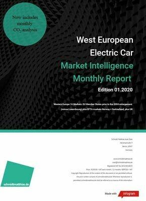 January 2020 West European BEV Report