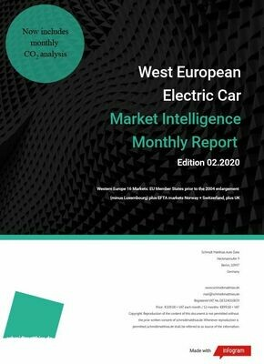 February 2020 West European BEV Report
