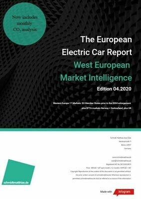 April 2020 West European BEV Report
