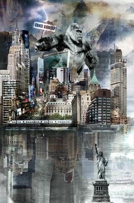 NEW YORK KONG