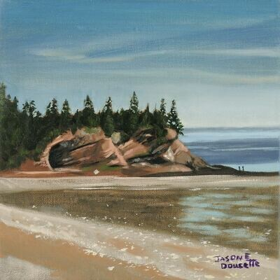 Bay of Fundy Trail