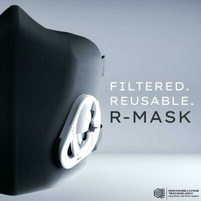 R-Mask RMA20 Filter Mask (Delivery on 30 July)
