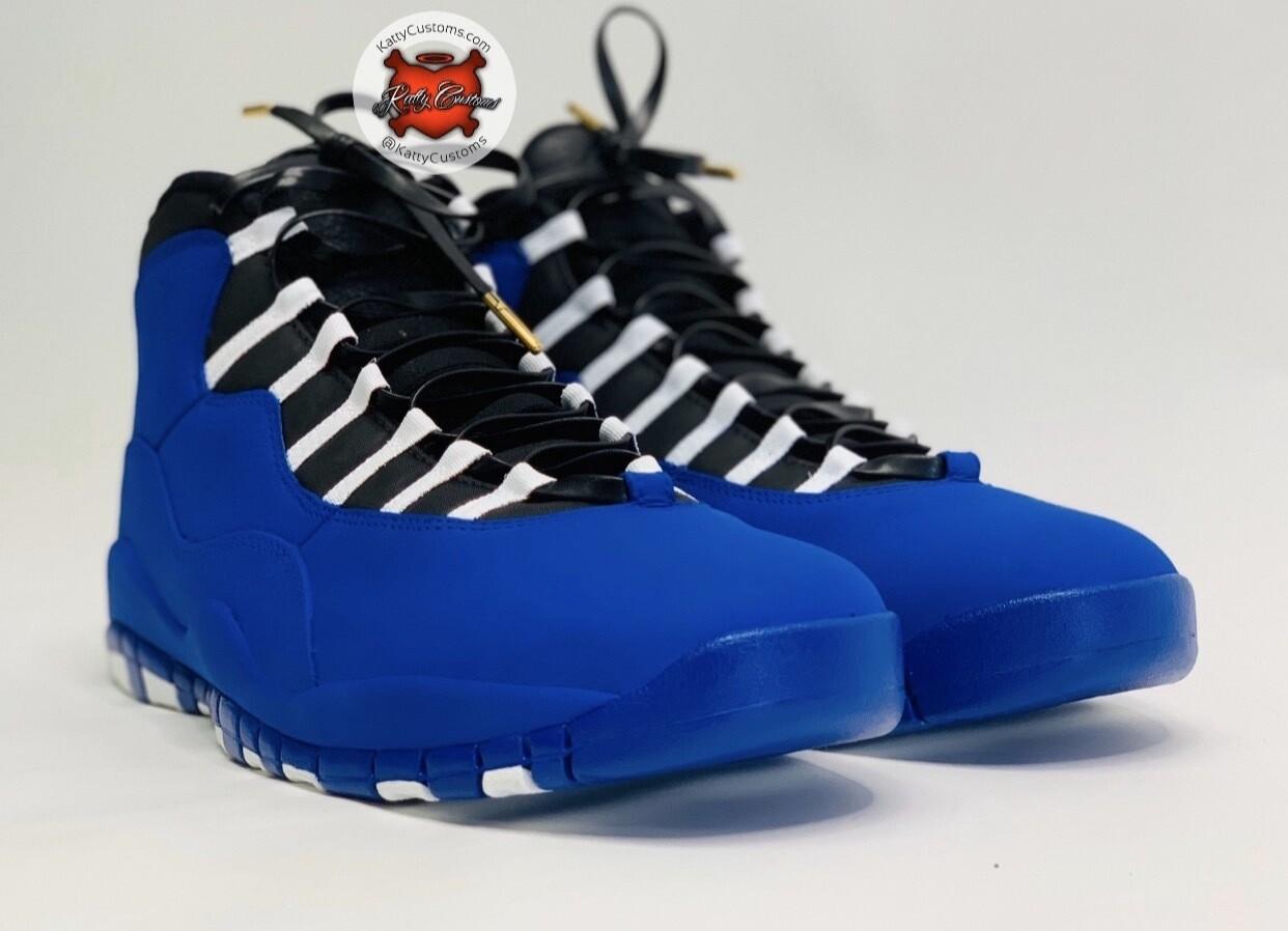 Blueberry Jordan 10s
