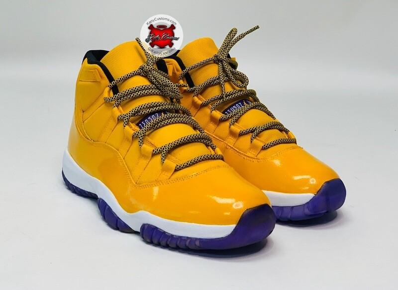 Kobe Jordan 11s 2.0