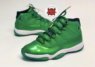Sour Apple Jordan 11s