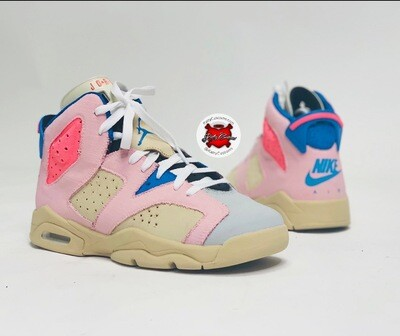 Katty/ Uni Jordan 6s
