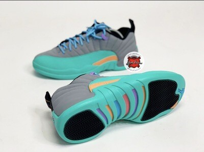 South Beach Jordan 12 Low