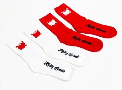 Katty Lenoir Socks