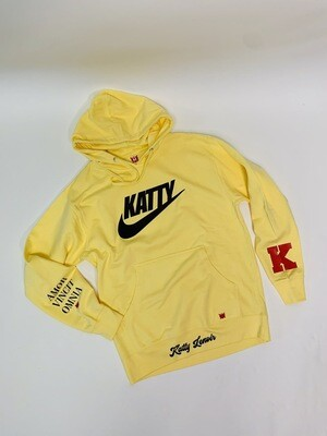 Katty/Nike  Hooded Sweater