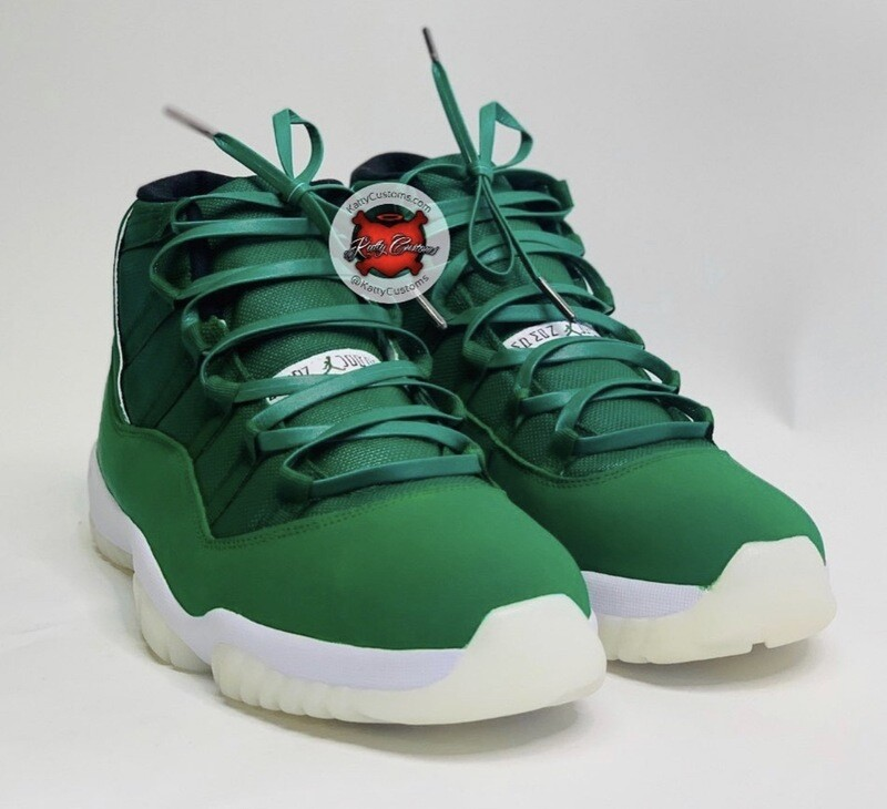 Lucky Irish Jordan 11
