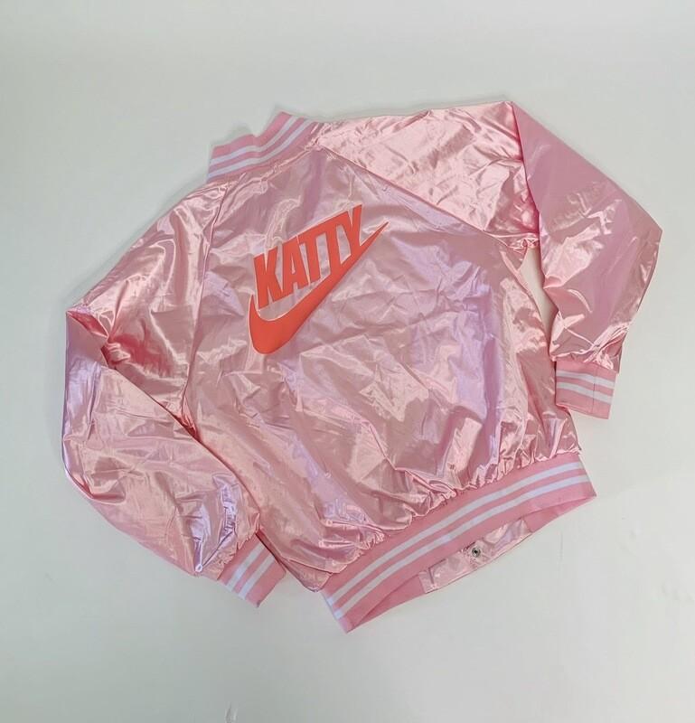 Pink Katty/Nike Sports Jacket