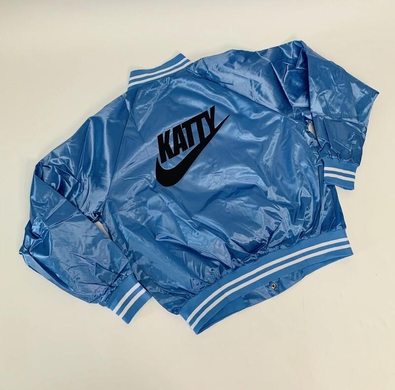 Light Blue Katty/Nike Sports Jacket
