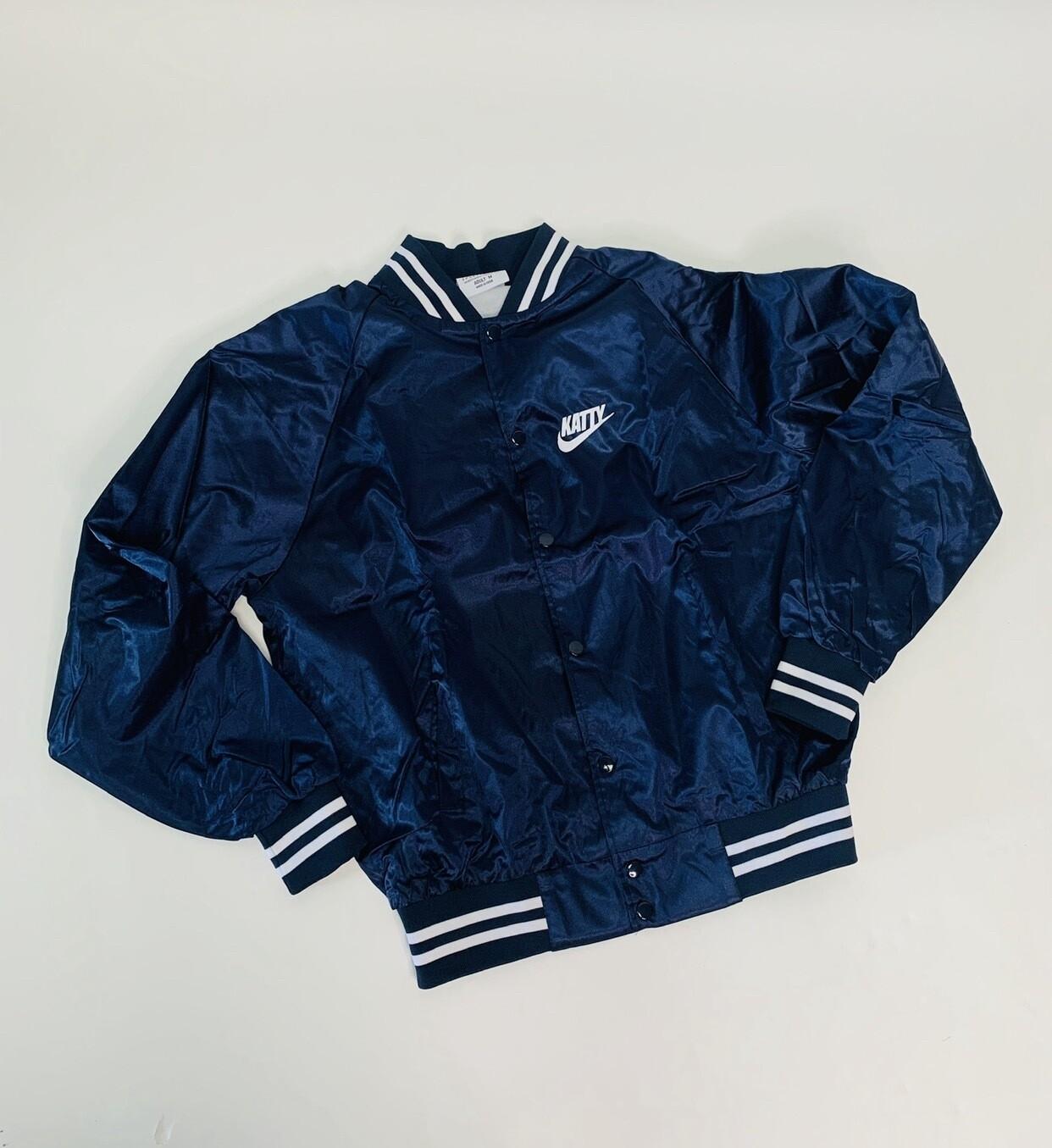 Navy Blue Katty/Nike Sports Jacket