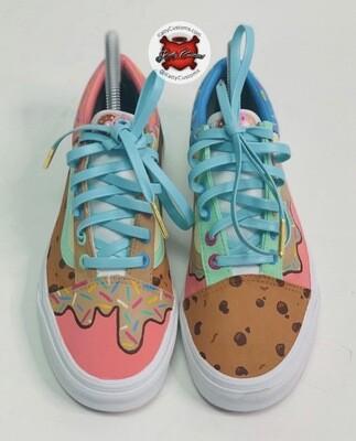 Cookie Sprinkled Vans