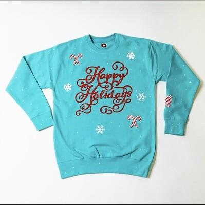 """""""Happy Holidays"""" Xmas Sweater"""