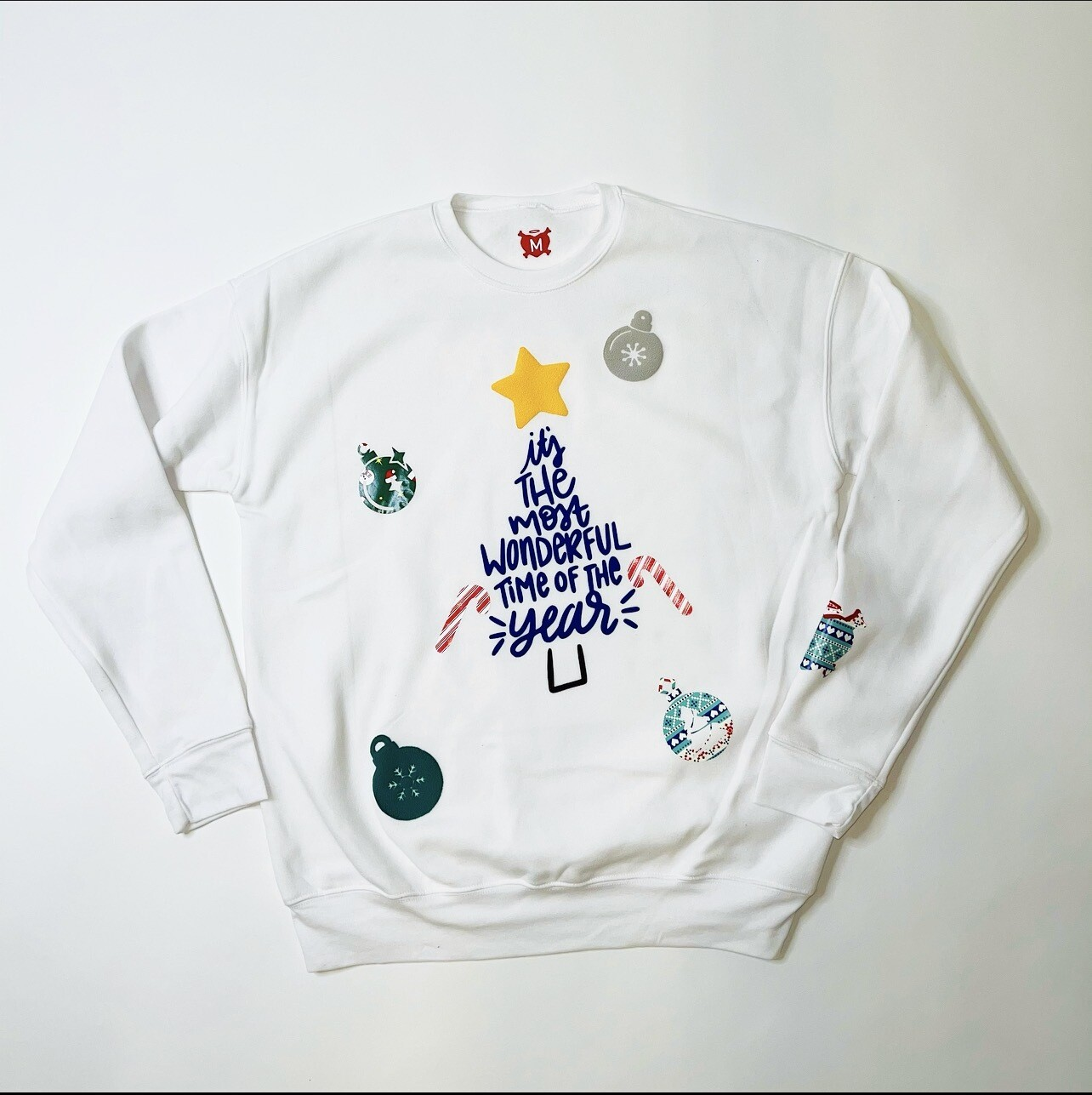 """""""It's The Most Wonderful Time Of The Year"""" Xmas Sweater"""