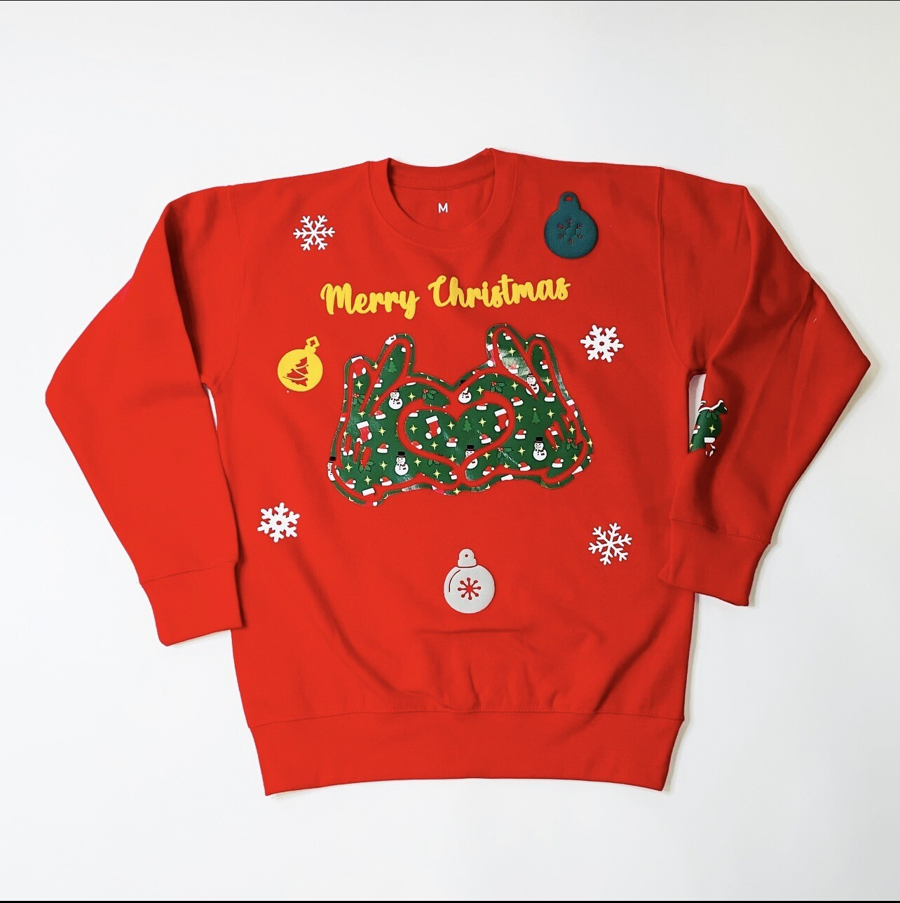 """Merry Christmas"" Xmas  Sweater"
