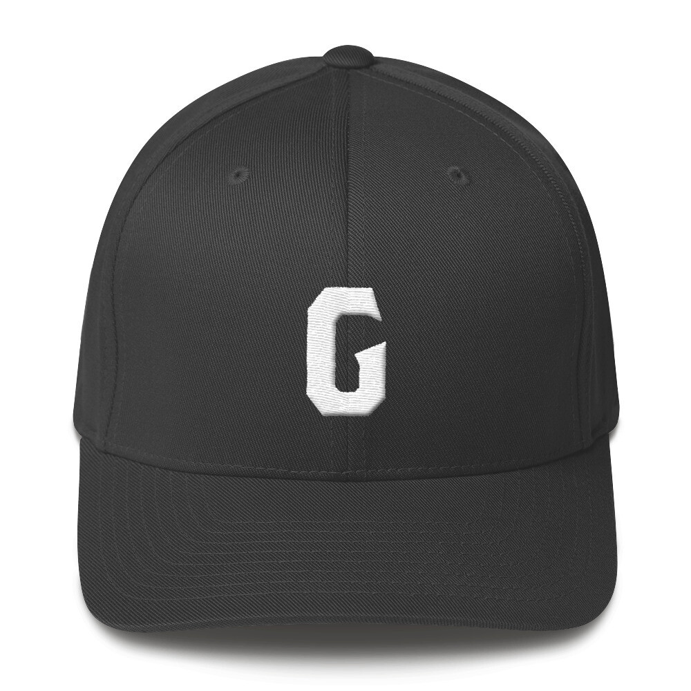 GRIT G 3D Logo Flexfit Low Profile Baseball Hat