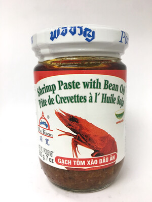 PORKWAN SHRIMP PASTE WITH BEAN OIL 24X200G