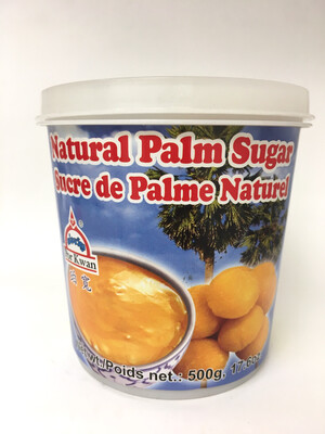 PORKWAN NATURAL PALM SUGAR 24X500G