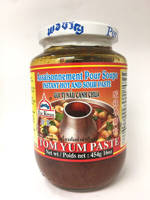 PORKWAN TOM YUM PASTE 24X454G