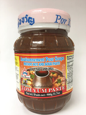 PORKWAN TOM YUM PASTE 12X900G