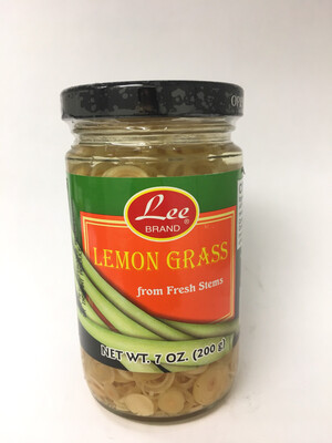 LEE LEMON GRASS FROM FRESH STEMS 24X200G