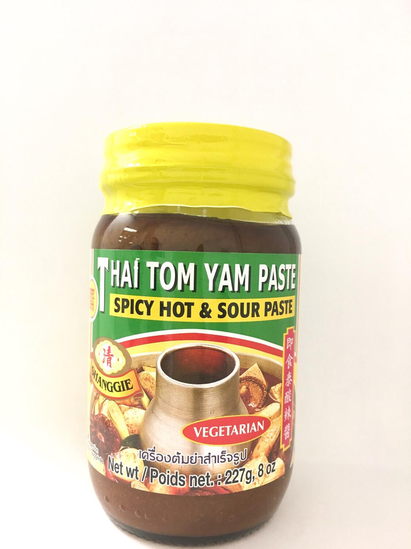 SHANGGIE VEGETARIAN THAI TOMYAM PASTE 24X227G