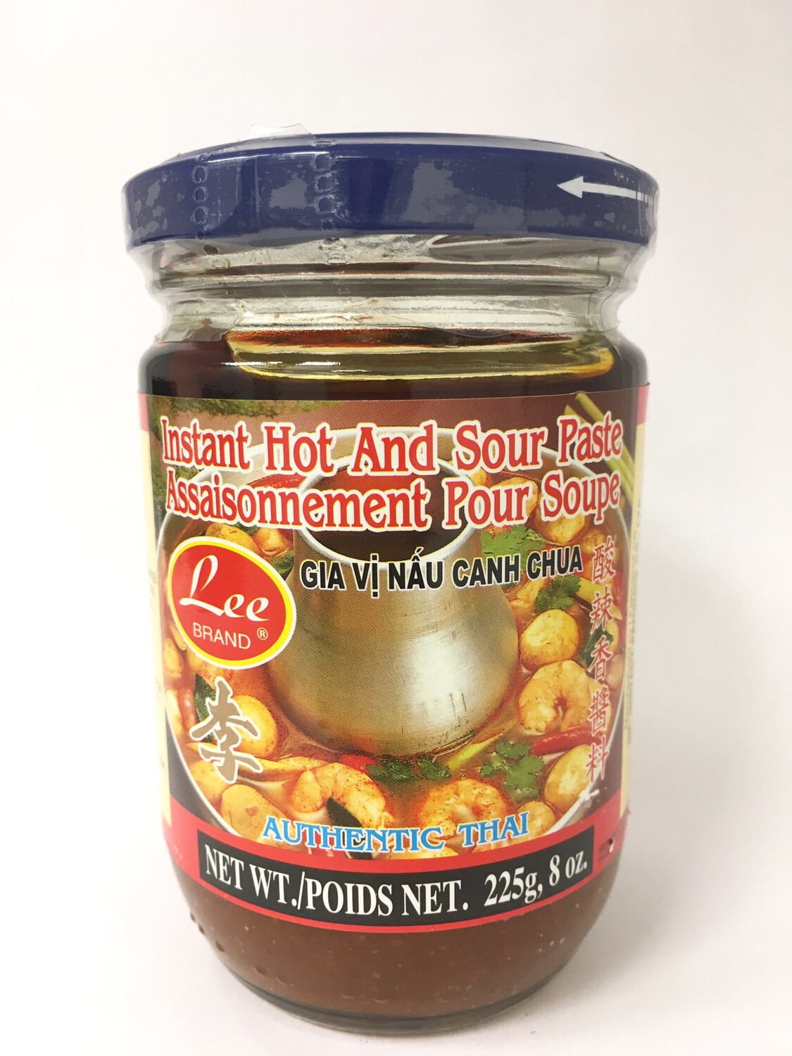 LEE TOM YUM PASTE 24X8OZ