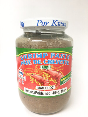 PORKWAN SHRIMP PASTE KAPI 24X454G