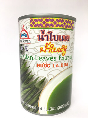 PORKWAN PANDAN LEAVE 24X400ML