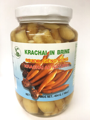 PHOENIX PICKLED RHIZOME (KRACHAI) - WHOLE 24X454G