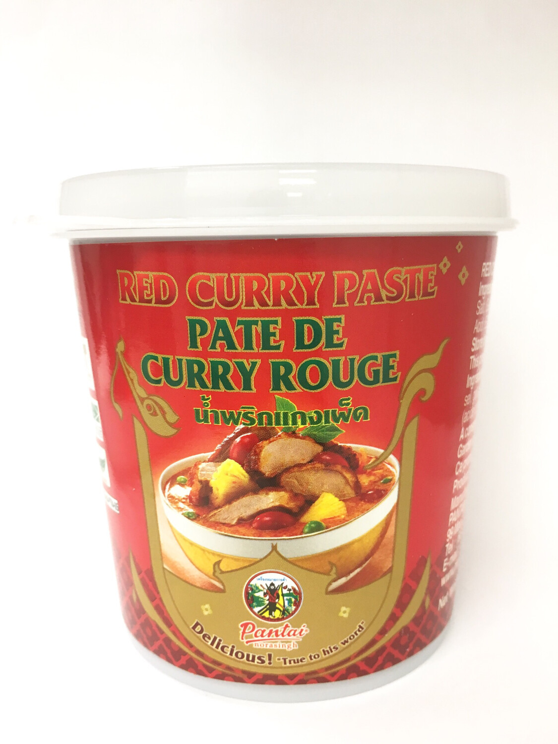 PANTAI RED CURRY PASTE 24X400G
