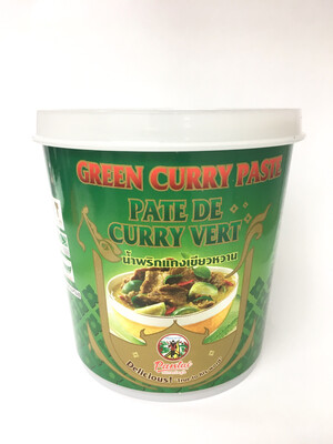 PANTAI GREEN CURRY PASTE 24X400G