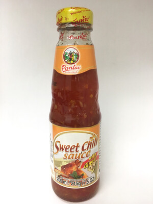 PANTAI SWEET CHILI SAUCE WITH GINGER 12X200ML