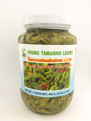 PHOENIX YOUNG TAMARIND LEAVES IN BRINE 24X454G