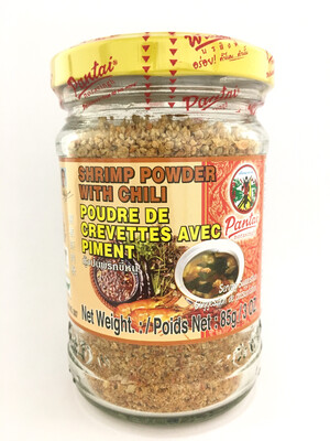 PANTAI SHRIMP POWDER W/CHILI  24X85G