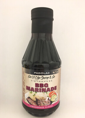 PAGOLAC VIETNAMESE BBQ SAUCE AND MARINADE 12X473ML