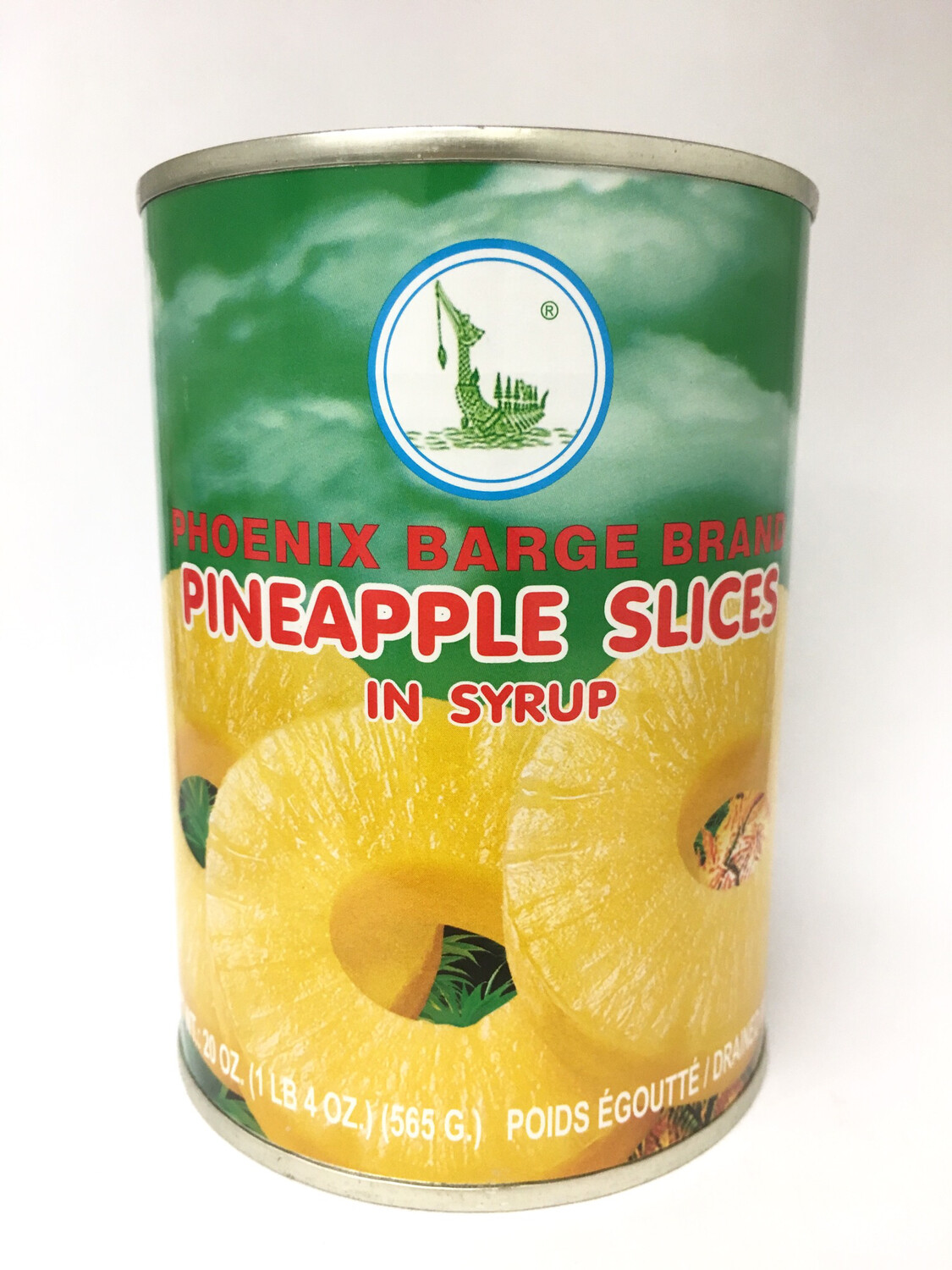PHOENIX PINEAPPLE SLICE 24X565G
