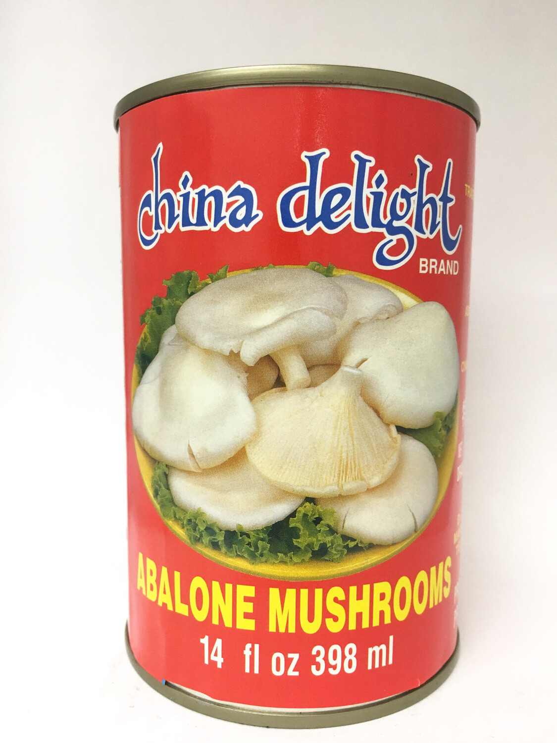 CHINA DELIGHT ABALONE MUSHROOM 24X15OZ