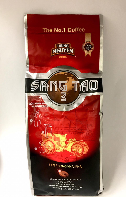 TRUNG NGUYEN CREATIVE COFFEE 3 30X340G