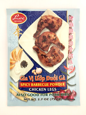 LEE SPICY BBQ POWDER 60X75G