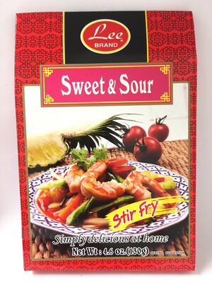 LEE SWEET & SOUR 12X130G