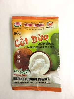 VINH THUAN INSTANT COCONUT MILK POWDER 100X50G