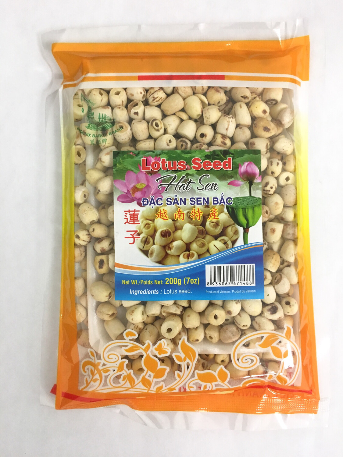 PHOENIX DRIED LOTUS SEED 24X200G