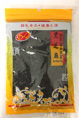 DJ DRIED BLACK SESAME 50X170G